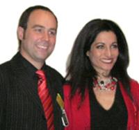 Leonardo Di Paola e Viviana Taccione