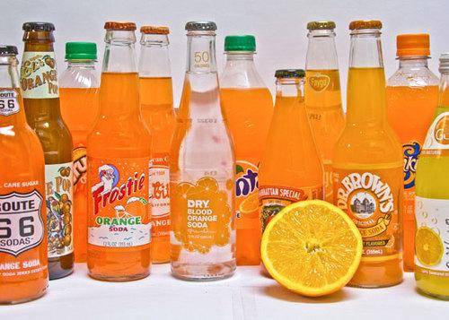 Autodifesa Alimentare: non c'è arancia nelle bibite all'arancia!