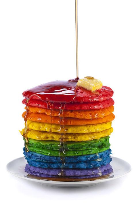 corso di nutrizione: NO coloranti nel piatto