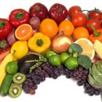 Corso di nutrizione: vegetali colorati