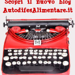 Autodifesa Alimentare macchina da scrivere