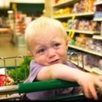 capricci bimbo cibo supermarket