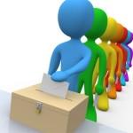 comprare uguale a votare