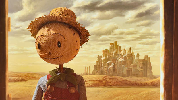 Lo spaventapasseri - The Scarecrow