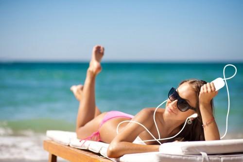 audiobook Ifeelgood Autodifesalimentare spiaggia