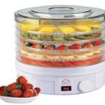 Per essiccare frutta, semi, e preparare piatti crudisti