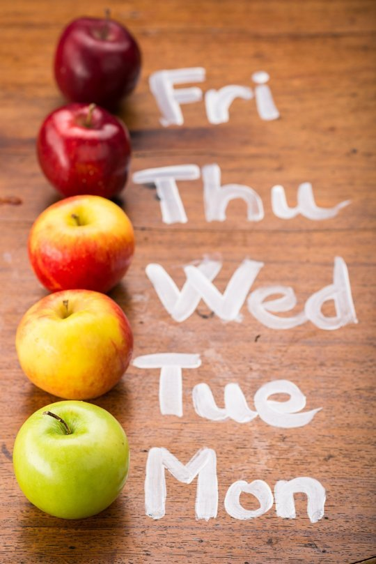 5 buoni motivi per mangiare le mele!