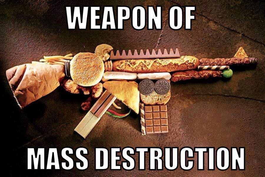 junk food arma