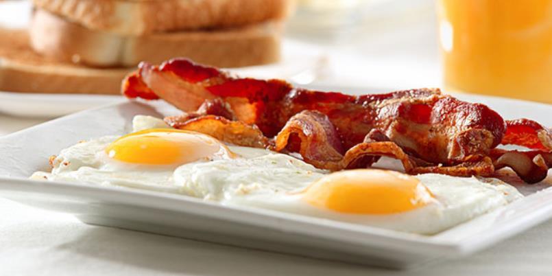 questa non è la colazione ideale