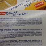 Biscotti ai cereali inesistenti