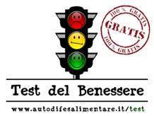 Il Test del Benessere - AutodifesAlimentare.it